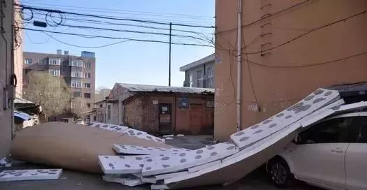 严查 | 针对频发的外墙脱落,北京市住建委发《通知》将实行严查