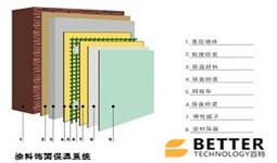 外墙外保温的系统结构介绍