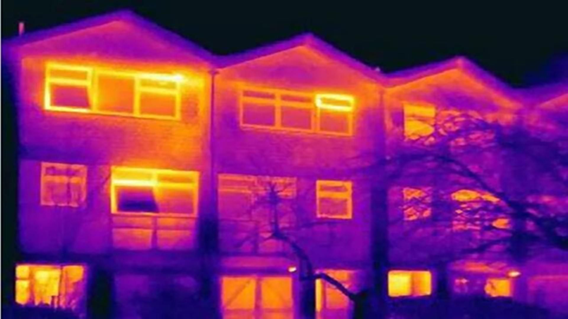 有效减少房屋热损失? 绿色环保节保温材料帮忙