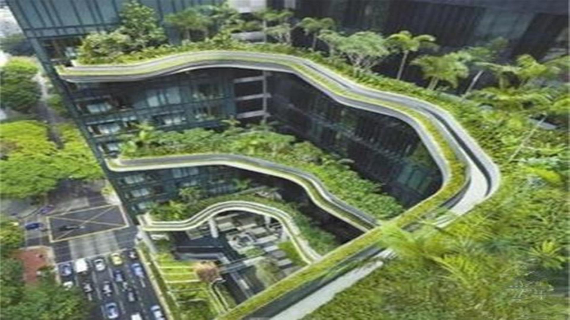 如何有效缓解雾霾?绿色建筑来帮忙!
