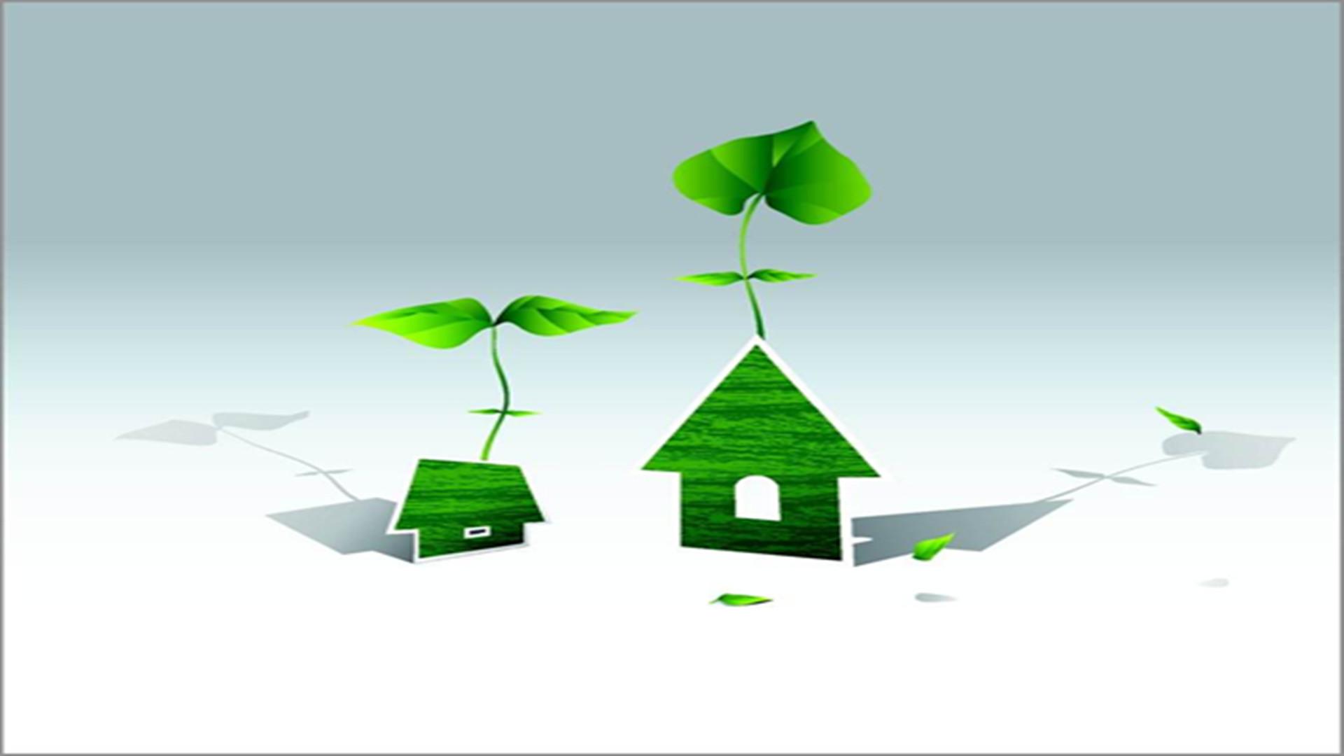 低碳时代,同是绿色环保建材的时代