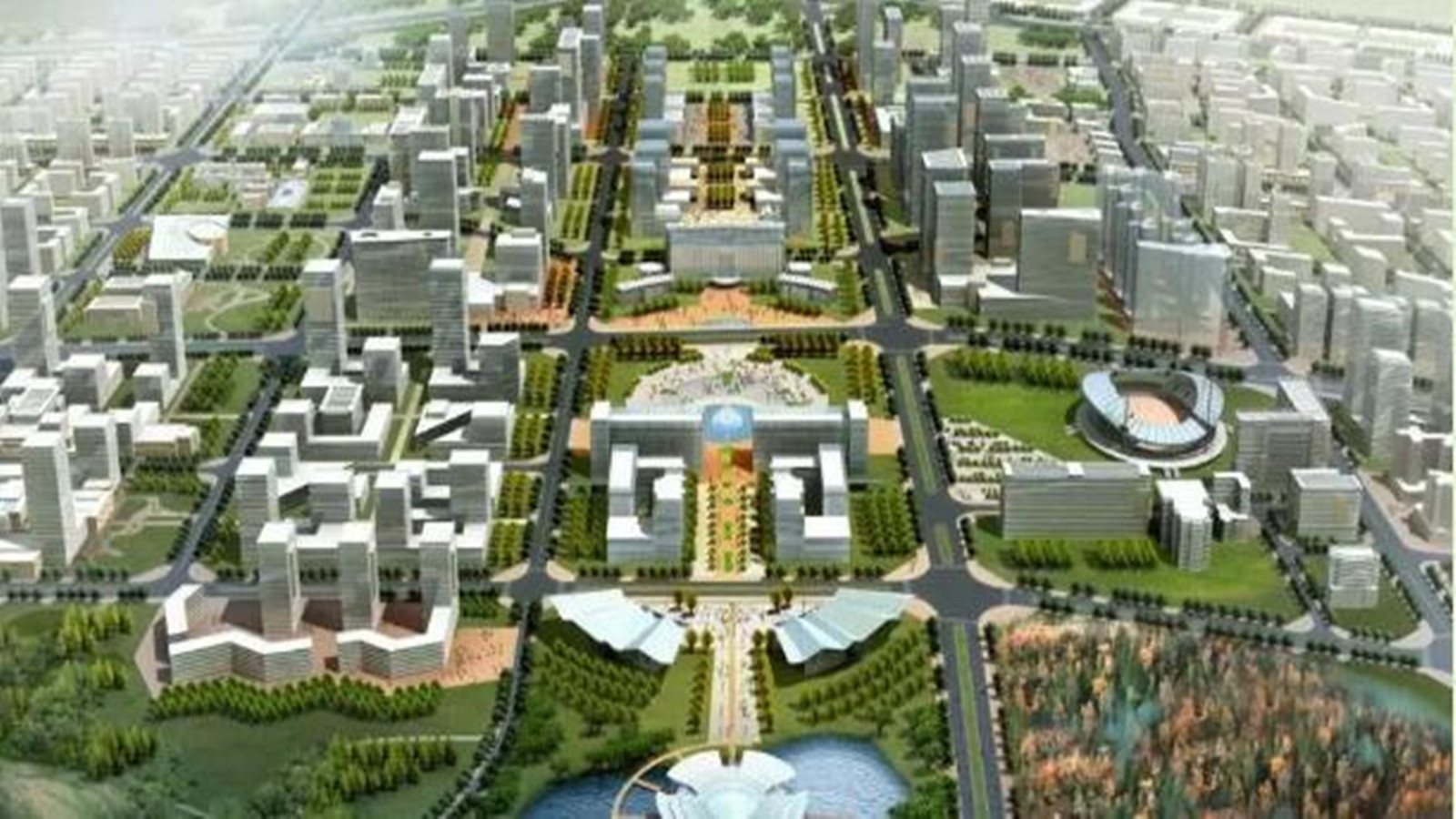 绿色建筑墙体保温和建筑节能系统是最大内需