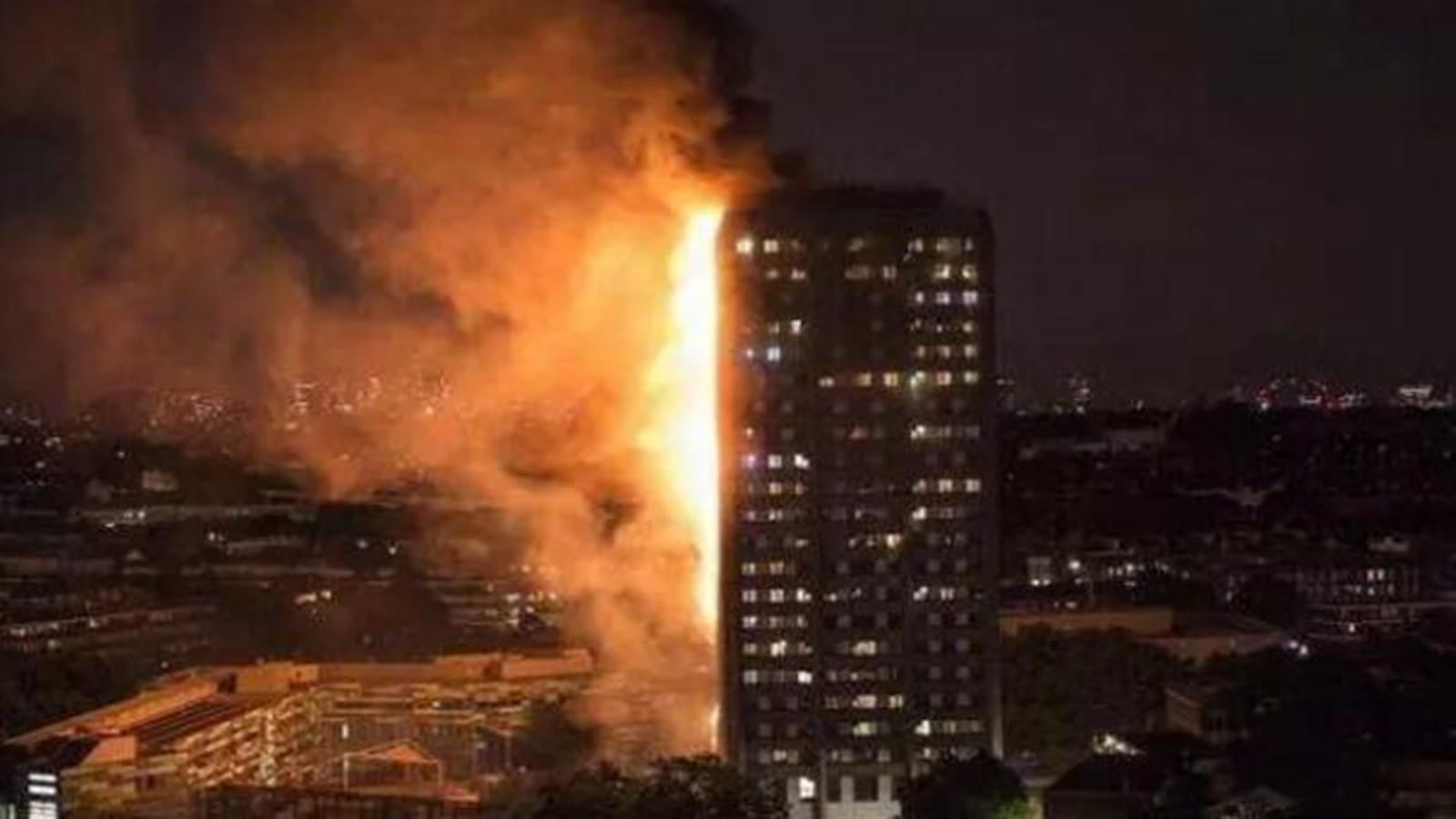 与外墙保温材料引发的火灾说再见