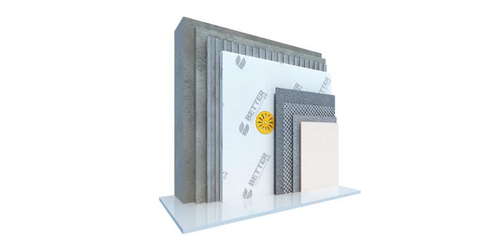 STP保温板的辅材怎么配套
