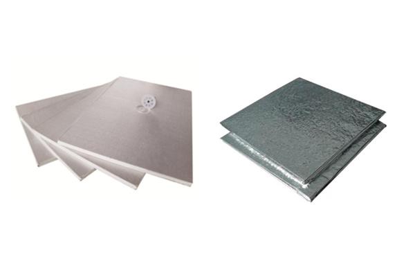 STP真空绝热板与VIP真空绝热板的区别
