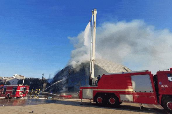 保温材料应该是防火的吧?