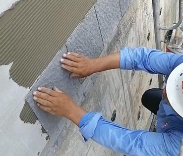 AB无机复合真空绝热板外墙外保温装饰一体系统施工指南